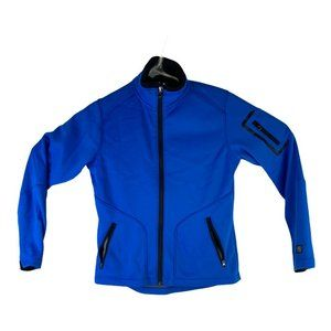OGIO Womens Size XS Solid Blue Minx Electric Track